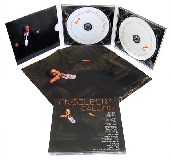 Engelbert Calling Digipack