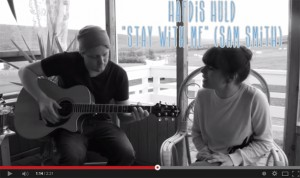 """Watch Hafdis Huld's Acoustic Cover of """"Stay With Me"""" by Sam Smith"""