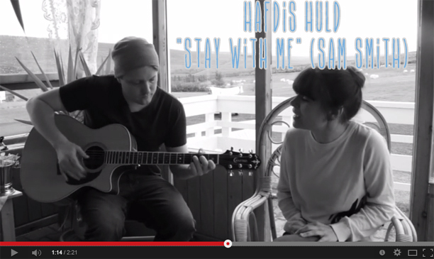 "Hafdis Huld - ""Stay With Me"" (Sam Smith)"