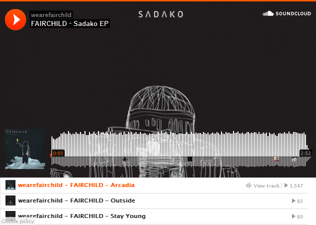 FAIRCHILD Sadako EP SoundCloud
