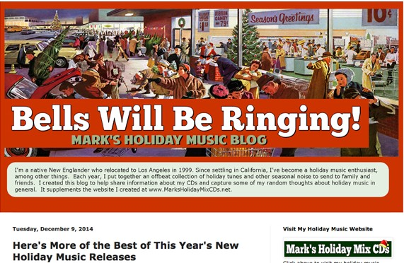 Bells Will Be Ringing Features New Christmas Music by Carly Jamison