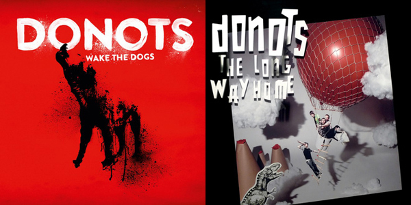 DONOTS CD Combo Pack