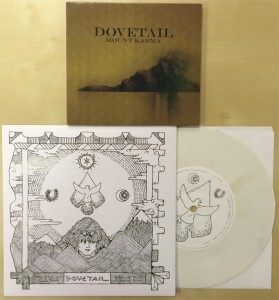 DOVETAIL – Mount Karma CD / Julie 7″ Vinyl Combo