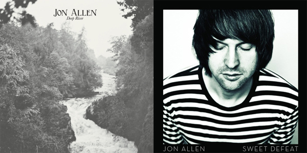 JON ALLEN CD Combo Pack