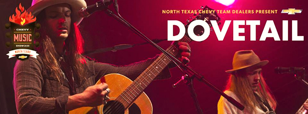 Dovetail Chevy Music Showcase