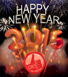 Happy New Year From OK!Good Records