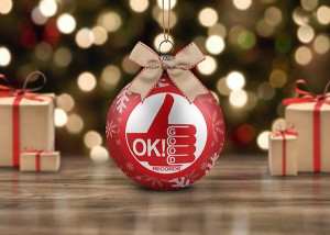 Happy Holidays From OK!Good Records