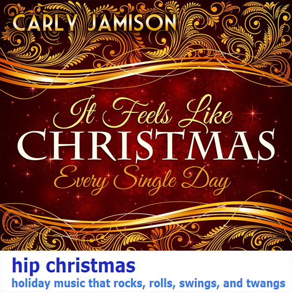 Carly Jamison Featured on The Hip Christmas Guide to What's New in 2014