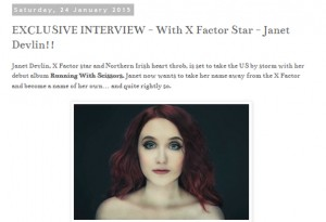 Janet Devlin's Interview With Jake Burns Lifestyle