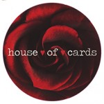 'House of Cards' Sticker