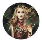 'Wonderful' Sticker