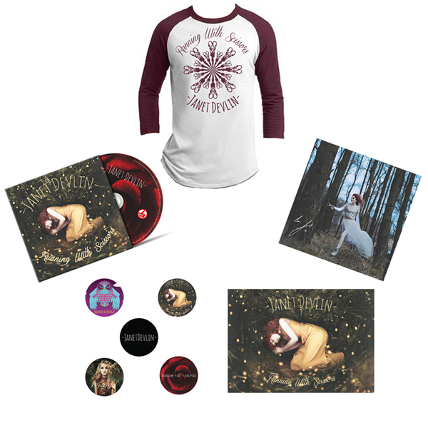 Janet Devlin – 'Running With Scissors' Deluxe Pack