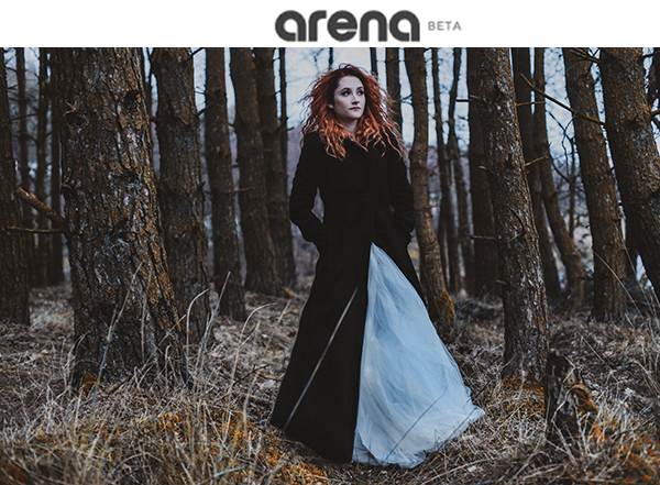 Janet Devlin's Exclusive Interview With Arena.com