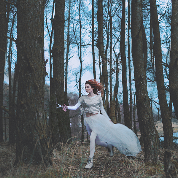 Janet Devlin 'Running With Scissors' Promo