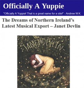 Officially A Yuppie Reviews Janet Devlin's NYC Showcase