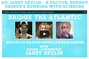 Bridge the Atlantic's Interview With Janet Devlin