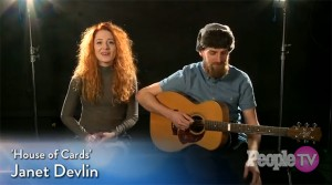 Janet Devlin's Acoustic Performance For People Magazine