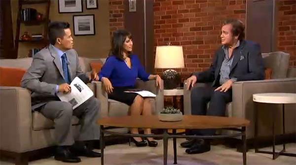 Fox News LA Interviews Engelbert Humperdinck