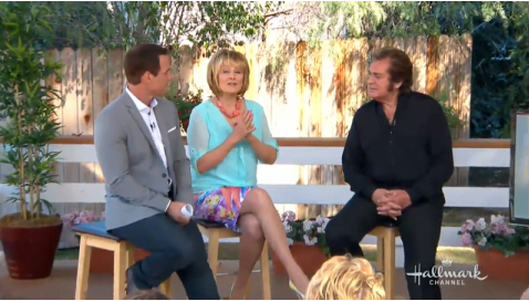 Watch Engelbert Humperdinck's Interview on Hallmark's