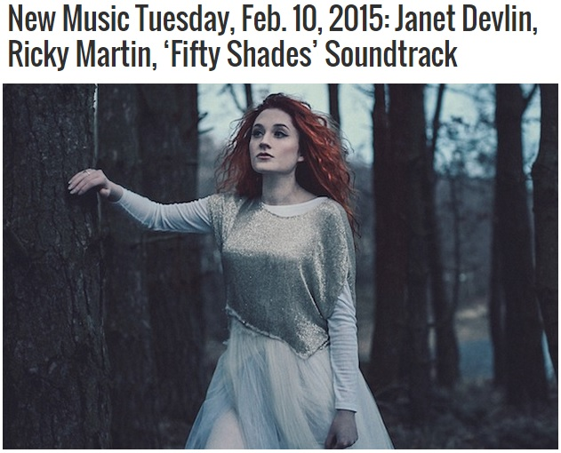 Frontiers Media Features Janet Devlin