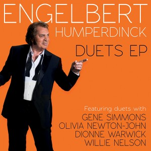"Engelbert Humperdinck Limited Edition Vinyl ""Duets EP"" Announced"