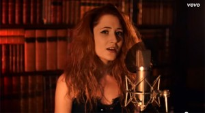 """Check Out Janet Devlin's Live Performance Video of """"Whisky Lullabies"""""""