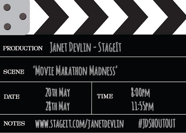 JD stageit movies