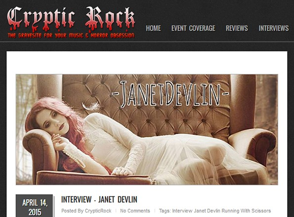 cryptic rock