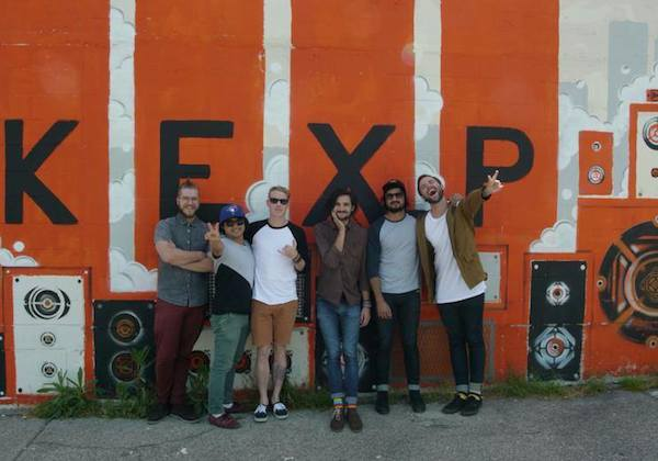 FAIRCHILD Named 'Artist of the Week' by Indie Rock Cafe
