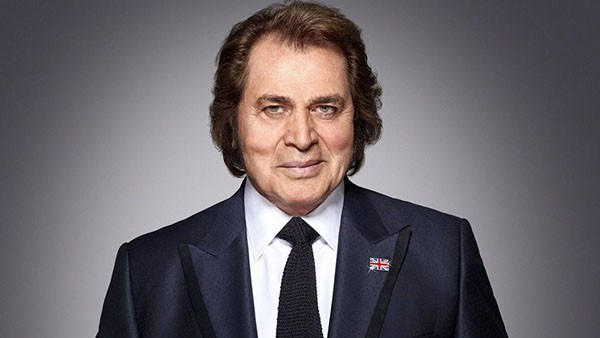 Engelbert Humperdinck Performing Live at City National Civic