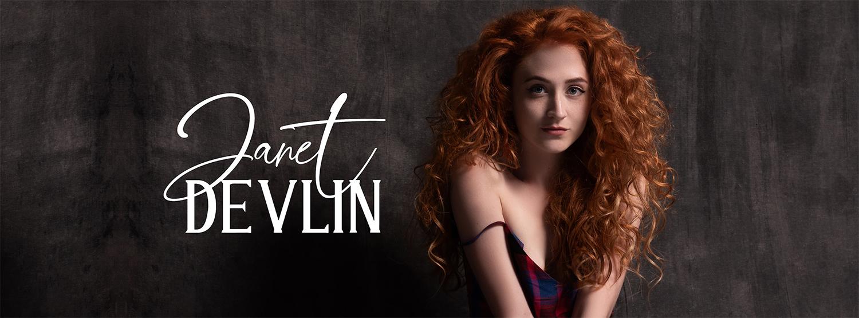Janet Devlin - 2019 Banner