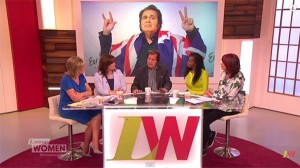 Watch Engelbert Humperdinck on British Talk Show 'Loose Women'