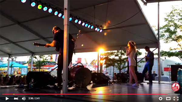 Janet Devlin Live at NJ State Fair