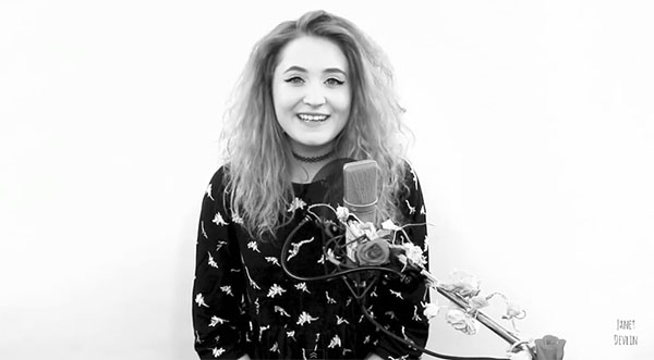 "Watch Janet Devlin's Live Performance Video For ""Lifeboat"""