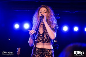Check Out Photos of Janet Devlin's Webster Hall Performance From Digital Tour Bus