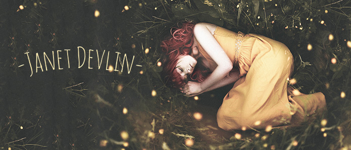 Tune in to Janet Devlin's Two Stageit Performances Today, Thursday, July 28th