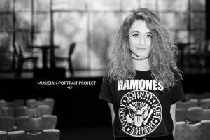 Musician Portrait Project's Featured Artist of the Week: Janet Devlin