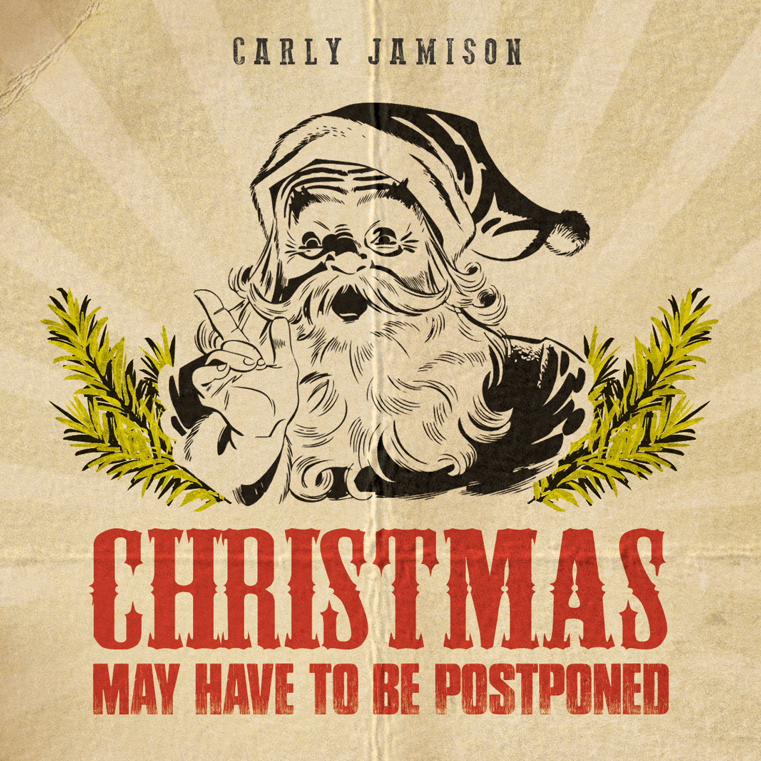 Christmas May Have To Be Postponed