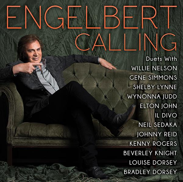 """ENGELBERT HUMPERDINCK - """"Engelbert Calling"""" Abridged 1-CD"""