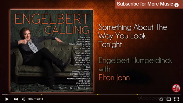 Engelbert Calling Full Album Stream on YouTube