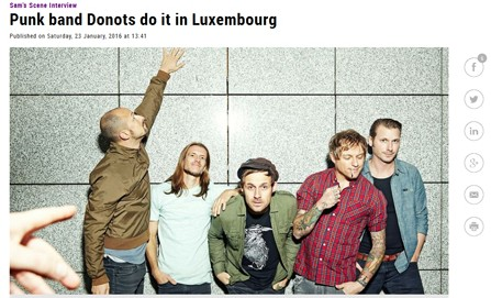 donots lux