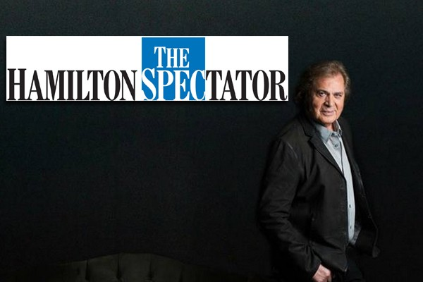 Engelbert Humperdinck's Interview with The Hamilton Spectator