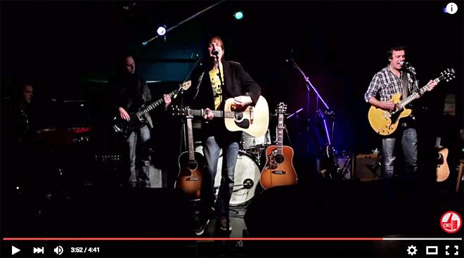 Jon Allen - Sweet Defeat (Live)