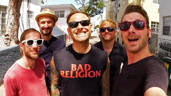 DONOTS Do America - Flogging Molly's Salty Dog Cruise Vlog