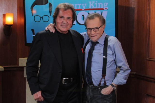 Watch Engelbert Humperdinck on 'Larry King Now'