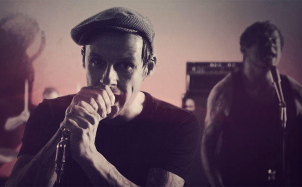donots i will deny dying scene punk rock band music video