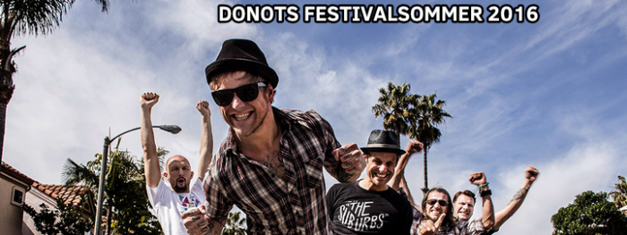 DONOTS Preforming live July 15th