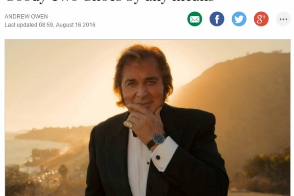 engelbert humperdinck - new zealand