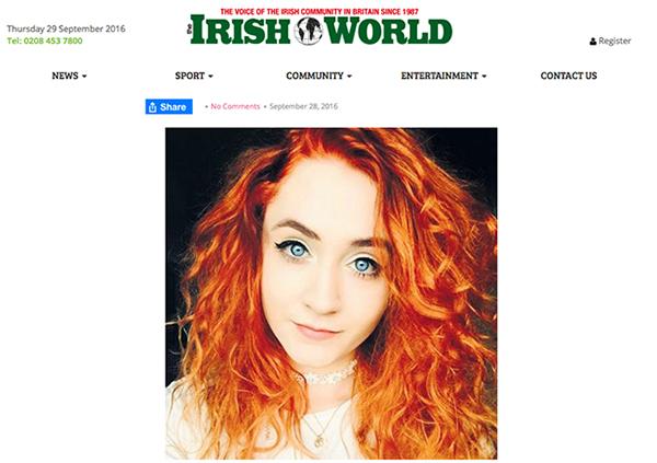 janet devlin - irish world