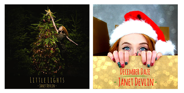 JANET DEVLIN - Christmas Combo